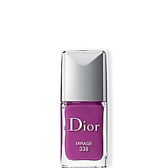 DIOR - Dior Vernis - True colour, ultra-shiny, long wear Mirage 338 10ml