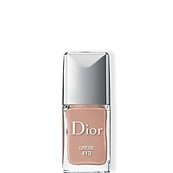 DIOR - Dior Vernis - True colour, ultra-shiny, long wear Grège 413 10ml