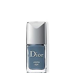 DIOR - Dior Vernis - True colour, ultra-shiny, long wear Junon 494 10ml