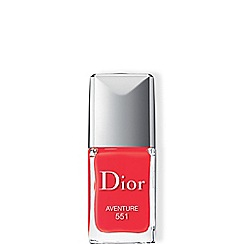 DIOR - Dior Vernis - True colour, ultra-shiny, long wear Aventure 551 10ml