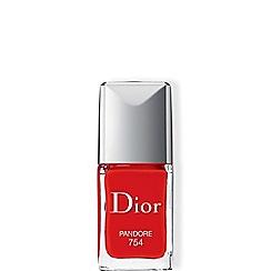 DIOR - Dior Vernis - True colour, ultra-shiny, long wear Pandore 754 10ml