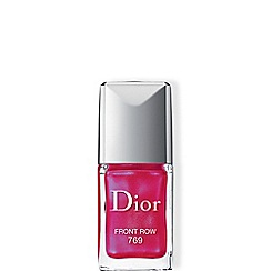 DIOR - Dior Vernis - True colour, ultra-shiny, long wear Front Row 769 10ml
