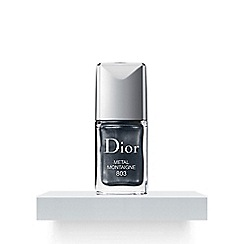 DIOR - Dior Vernis - True colour, ultra-shiny, long wear Métal Montaigne 803 10ml
