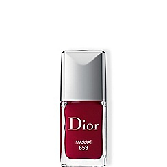 DIOR - 'Vernis' massai no. 853 nail polish 10ml