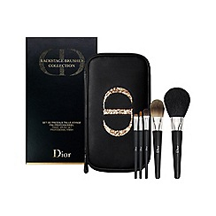 DIOR - 'Travel Brush Set' Christmas gift set