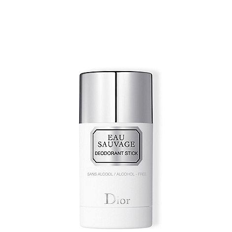 DIOR - +Eau Sauvage+ deodorant stick