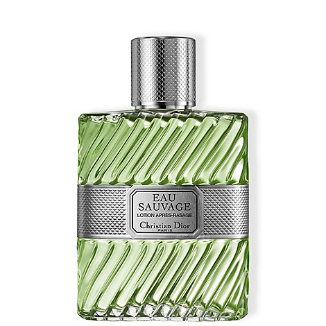 DIOR - +Eau Sauvage+ aftershave lotion