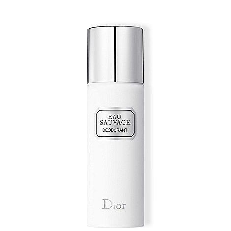 DIOR - +Eau Sauvage+ deodorant spray