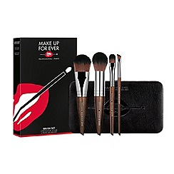 MAKE UP FOR EVER - Artisan brush set