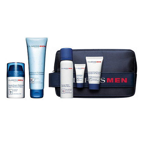 Clarins - +ClarinsMen+ Grooming Essentials Kit Gift Set