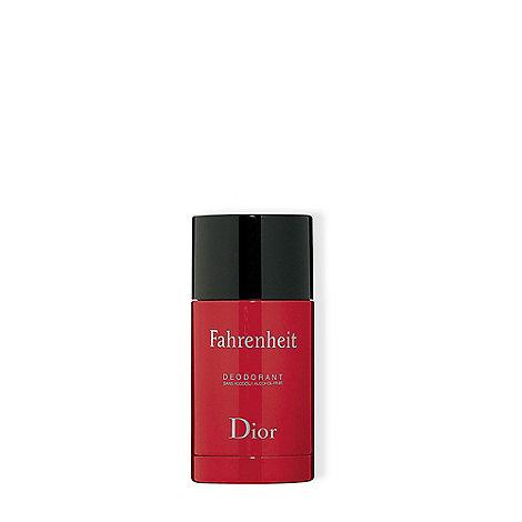 DIOR - +Fahrenheit+ deodorant stick