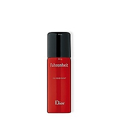 DIOR - 'Fahrenheit' spray deodorant