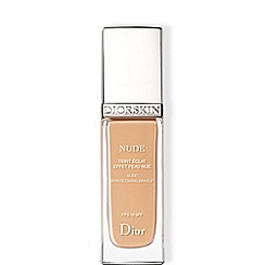 DIOR - Diorskin Nude® - Natural Glow Radiant Foundation SPF15