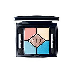 DIOR - '5 Couleurs Polka Dots - 366 Bain de Mer' eyeshadow palette
