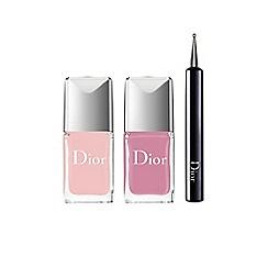 DIOR - 'Vernis Polka Dots - 003 Plumetis' nail polish 14ml