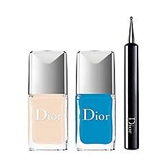 DIOR - 'Vernis Polka Dots - 00 Pastilles' nail polish 14ml