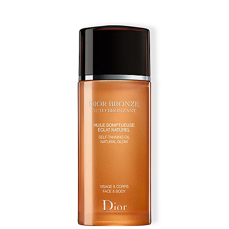 DIOR - Self Tanning Oil Natural Glow - Face & Body 200ml