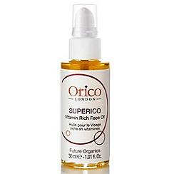 Orico London - Superico Vitamin Rich Face Oil 30ml
