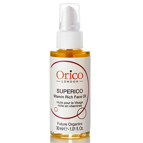 Orico London - +Superico+ vitamin rich face oil 30ml