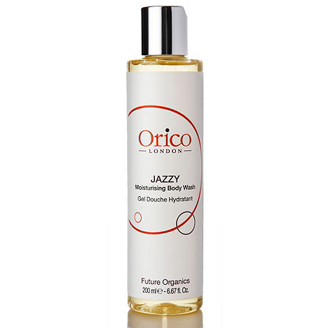 Orico London - Jazzy Moisturising Body Wash 200ml
