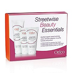 Orico London - Streetwise Beauty Essentials Gift Set