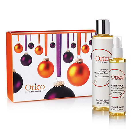 Orico London - Jazzy Body Duo