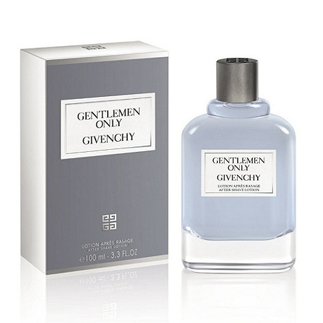 Givenchy - +Gentlemen Only+ aftershave lotion