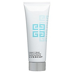 Givenchy - Clean It True regulating cleansing gel 125ml