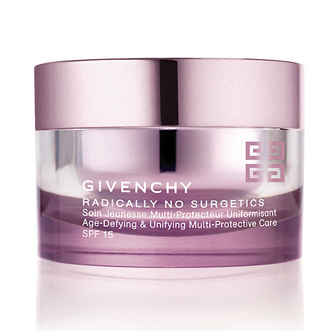 Givenchy - +Radically No Surgetics+ SPF 15 multi-protective cream 50ml
