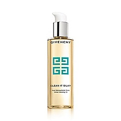 Givenchy - Clean It Silky divine cleansing oli 200ml