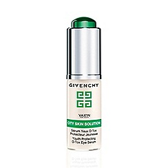Givenchy - Vax'In City Skin Solution - Youth Protecting D-Tox eye serum 15ml