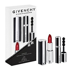 Givenchy - 'My Make-up Accessories: Le Rouge Carmin Escarpin' lipstick set