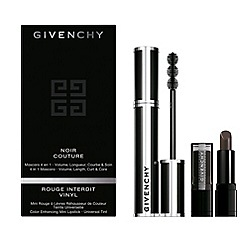 Givenchy - 'Noir Couture Volume Black Satin' make up gift set