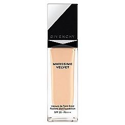 Givenchy - 'Matissime Velvet' SPF 20 radiant matte foundation 30ml
