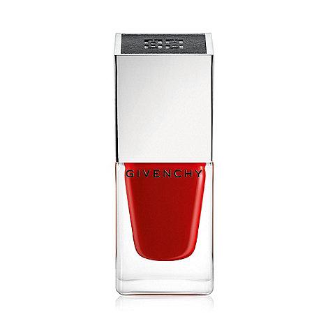 Givenchy - +Le Vernis+ carmin escarpin no. 6 nail polish 10ml