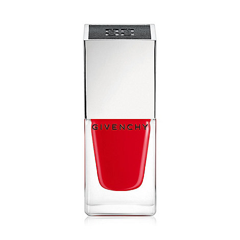 Givenchy - Le Vernis Givenchy Nail Varnish in No.07 - Grenat Initié 10ml