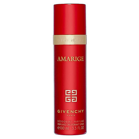 Givenchy - Amarige Perfumed Deodorant Spray 100ml