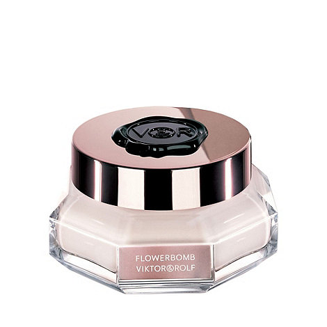 Viktor & Rolf - +Flowerbomb+ body cream