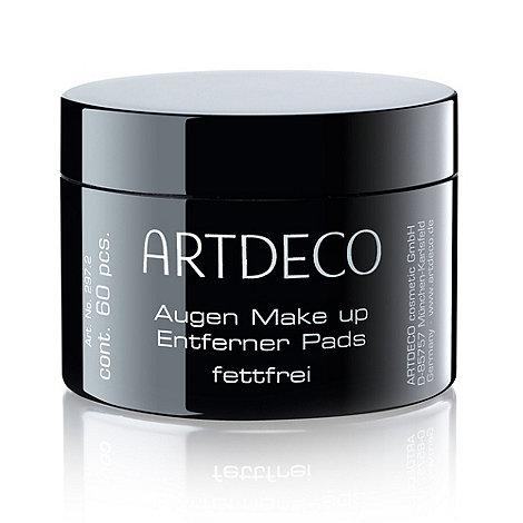 ARTDECO - Eye make up remover 60 pads