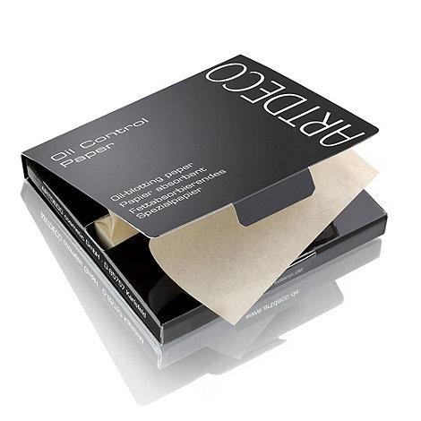 ARTDECO - Oil control paper 100 sheets