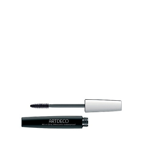 ARTDECO - +All in One Waterproof - 07 Black+ mascara 10ml