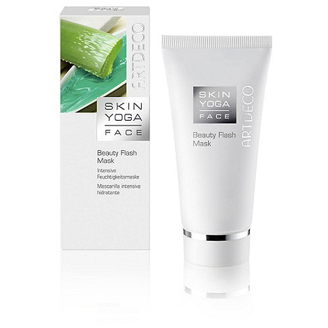 ARTDECO - +Skin Yoga+ beauty flash face mask 50ml
