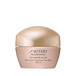 Shiseido - Benefiance WrinkleResist 24 Day Cream