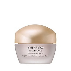 Shiseido - 'Benefiance WrinkleResist24' night cream 50ml