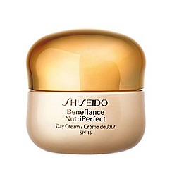 Shiseido - Benefiance NutriPerfect Day Cream SPF 15