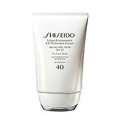 Shiseido - Urban Environment UV Protection Cream SPF30 50ml