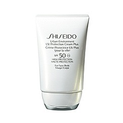 Shiseido - 'Urban Environment' SPF 50 UV protection cream 50ml