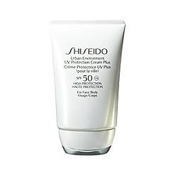 Shiseido - Urban Environment UV Protection Cream