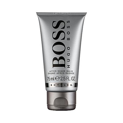 HUGO BOSS - +Boss Bottled+ aftershave balm