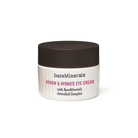 bareMinerals - +Renew and Hydrate+ eye cream 15ml